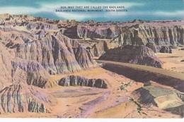 South Dakota Badlands National Monument - Etats-Unis