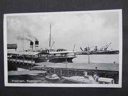 AK VLISSINGEN 1936 Hafen ///  D*35339 - Vlissingen