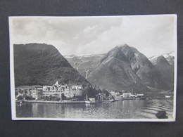 AK BALHOLM Kviknes Hotel 1927 ///  D*35341 - Norway