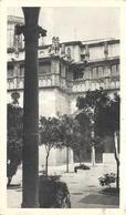 Carte Publicitaire Et Philatélique Plasmarine Ionyl Timbre D'Espagne Barcelone - Barcelona