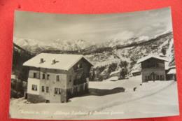 Chamois Aosta Albergo Edelweis E Stazione Funivia NV - Italie