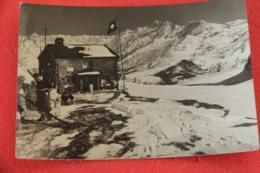 Cervinia Breuil Aosta La Dogana Svizzera 1945 + Timbro Albergo Belvedere - Otras Ciudades