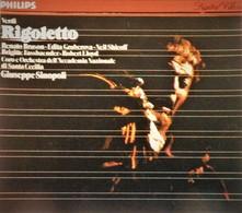 VERDI, RIGOLETTO, Giuseppe Sinopoli. Academia Santa Cecilia. 1 Cd. Philips. - Classique
