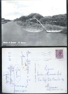 MARINA DI GROSSETO - 1968 - LA FIUMARA - BARCA CHE  PESCA - Pesca
