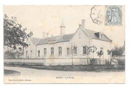 (22433-18) Rians - Les Ecoles - Other Municipalities