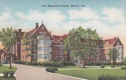 Indiana Muncie Ball Memorial Hospital Curteich - Muncie