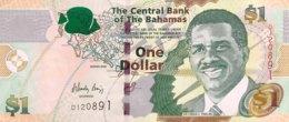 Bahamas 1 Dollar, P-71 (2008) - UNC - Bahamas