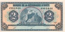 Haiti 2 Gourdes, P-254 (1990) - UNC - Haïti