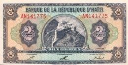 Haiti 2 Gourdes, P-260 (1992) - UNC - Haïti