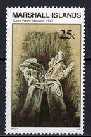 MARSHALL ISLANDS - 1990 History Of The Second World War - Katyn Forest Massacre Of Polish Prisoners, 1940 M463 - Marshall