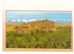 Maroc. Enveloppe Illustrée. Paysages Du Sud Marocain Et  De La Montagne De L'Atlas. - Autres Collections