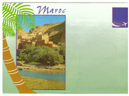 Maroc. Enveloppe Illustrée. Sud Marocain - Autres Collections