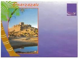 Maroc. Enveloppe Illustrée. Sud Marocain. Ouarzazate - Autres Collections