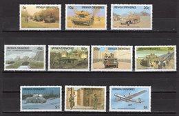GRENADA GRENADINES - 1990 The 50th Anniversary Of Second World War   M469 - Grenade (1974-...)