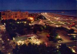 Rimini - Lungomare Notturno - 112 - Formato Grande Viaggiata – E 9 - Rimini