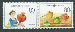 Año 1989 Nº 1763/4 Europa - Nuevos