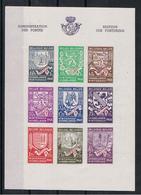 Belgie OCB Blok 10 & 10A (**) - Blocks & Sheetlets 1924-1960