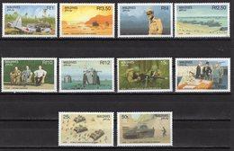 MALDIVES - 1990 The 50th Anniversary Of Second World War   M477 - Maldives (1965-...)