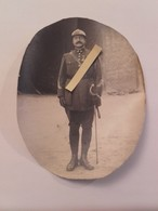 1918 Chasseur à Pieds 5eme Battaillon Command Croix De Guerre Palme 3 Citation Poilus Ww1 1WK 1914 1918 14-18 Tranchées - War, Military