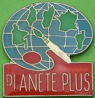 PLANETE  PLUS (CANAL +) - Medias