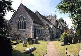 Angleterre : Brede The Parish Church Of St George - Other