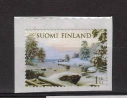 Finlande 2007  Neuf N°1802 Peinture - Finlande