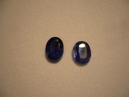 2x Kyanit - In Kapsel (710) - Jewels & Clocks