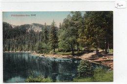 PLOCKENSTEIN-SEE-VIAGGIATA 1908 - Repubblica Ceca