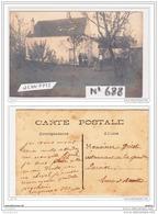 3956 AK/PC/CARTE PHOTO/688/PHOTO A IDENTIFIER 77? - Cartoline
