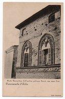 FIORENZUOLA D'ARDA (PIACENZA) - PARTE DECORATIVA DELL'ANTICO PALAZZO GROSSI, ORA CASA ORSI - Piacenza