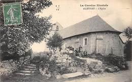 ALLEYRAT - L'Eglise - Très Bon état - Autres Communes