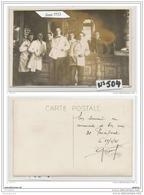3784 AK/PC/CARTE PHOTO/N°504/CAFE A IDENTIFIER - Cartoline