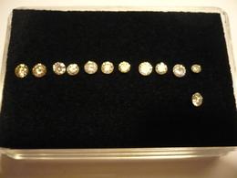 Lot 12 Brillanten/Diamanten - In Kapsel (718) - Diamond