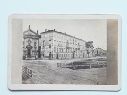 Udine Piccola Foto 10x6 Cm Photo 1875 - Udine