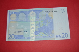 20 EURO NETHERLANDS R018 A3 - P31201978267 - UNC NEUF FDS - EURO