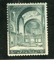 W-7947 Belgium 1938  Mi.# 477* Tab Stuck To Gum ( Cat.30.00 € )  - Offers Welcome! - Belgium