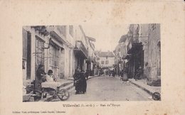 Villeréal  Rue De Dropt - France