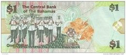 BAHAMAS P. 71A 1 D 2015 UNC - Bahamas