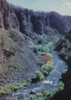 Armenia, Jermuk Region River In Small Valley, Soviet-era Issued C1970s Vintage Postcard - Armenia