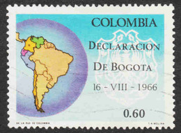 Colombia - Scott #767 Used - Colombia