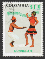 Colombia - Scott #796 Used - Colombia