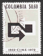 Colombia - Scott #802 Used - Colombia