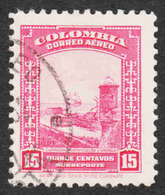 Colombia - Scott #C123 Used (2) - Colombia