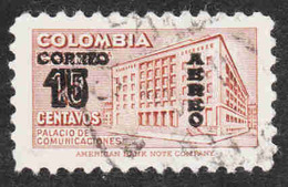 Colombia - Scott #C228 Used - Colombia