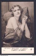 THE CIGARETTE ~ Seductive Sexy Woman Smoking A Cigarette ~ Martin Kavel - Attori
