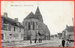 CPA 60 SILLY-Le-LONG Oise - Le Point Du Jour (Commerce De Vins - Plaque Chocolat Menier) ° Edit Cartier-Moulin - France