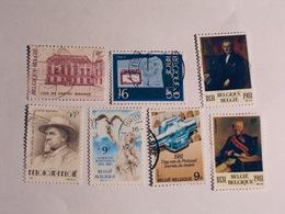 BELGIQUE   1980-81   LOT# 149 - Used Stamps