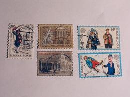 BELGIQUE   1981-82   LOT# 150 - Used Stamps