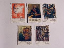 BELGIQUE   1982   LOT# 156 - Used Stamps