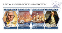Mozambique 2018 James Cook Sea Explorer S201810 - Mozambique